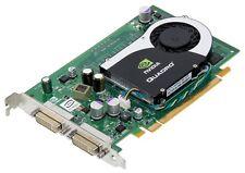 NVIDIA Quadro FX 370 256mb PCIe 2x DVI-I d1653-v37