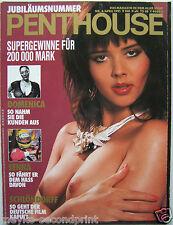 Penthouse (D) 4/1991, Domenica, Volker Schlöndorff, Ayrton Senna, Jim Morrison