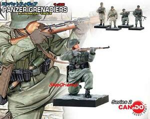 DRAGON 1:35 WW2 GERMAN Soldier Diorama PANZER GRENADIER BUILT Figure MODEL CD_17