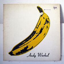 THE VELVET UNDERGROUND & NICO-SELF-TITLED ON VERVE PSYCH PUNK ROCK LP-NM, UN