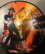"""James Bay signed Chaos and Calm RSD 12"""" picture disc"""