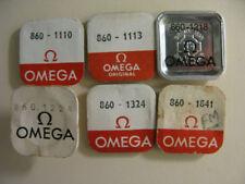 Ricambi, riparazione e guide OMEGA per orologi