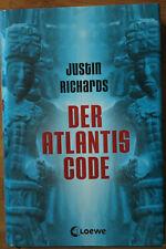 Der Atlantis Code von Justin Richards   Buch   Zustand gut