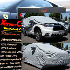 2015 TOYOTA HIGHLANDER Waterproof Car Cover w/MirrorPocket