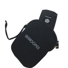 Snooper 4Zero, 4Zero Elite & 3Zero Protective Zip Up Soft Carry Case Holder