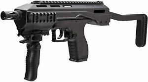 Umarex USA 2254824 TAC Carbine CO2 177 BB Gun 19rd Black Black Folding Stock