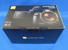 Nikon COOLPIX P1000 16MP 125x Black Digital Camera Japan Domestic Version New