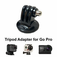 Tripod Mount Adapter for GoPro System with Female 1/4 x 20 Screw Bottom Thread