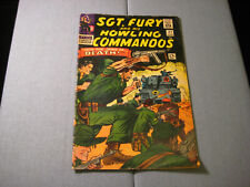 Sgt Fury and His Howling Commandos #31 (Marvel 1966) Low Grade