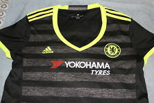 Chelsea Jersey 2016/2017 Away Adidas Womens XL Preowned