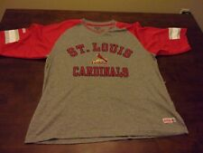 St. Louis Cardinals gently used mens xl Stitches shirt MLB