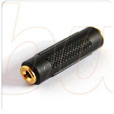 CONECTOR JACK TRS HEMBRA/HEMBRA 3,5mm Prolongador - Conversor