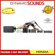CTSHO006.2 Volante Adaptador de Botones Palanca + con Parche Gratuito para Honda