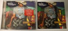 Brad Paisley Rare Authentic Hand Signed Autographed CD American Saturday Night