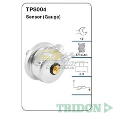 TRIDON OIL PRESSURE FOR Toyota 4Runner 10/89-12/90 2.2L(4Y-E) OHV 8V  TPS004