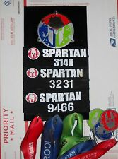 Marathon Medal Display Rack, Run,made for Spartan,Headband,Ocr