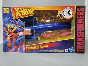 Transformers Generations: Marvel Comics X-Men Mash-Up, Ultimate X-Spanse NEW