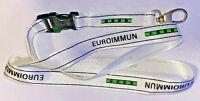 EUROIMMUN Schlüsselband Lanyard NEU (E49)