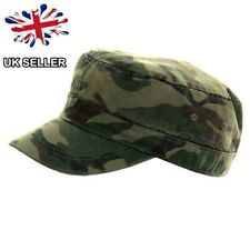 Mens Cotton Camouflage Cadet Engineers Cap A31