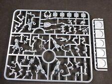 Mantic Games Kings of War Lower Abyssal Horde (5) on Plastic Frame