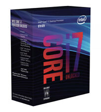 Intel Core i7-8700K Coffee Lake 3.7GHz LGA 1151 Desktop Processor Boxed