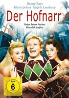 GLYNIS/KAYE,DANNY/LANSBURY,ANGELA JOHNS - DER HOFNARR   DVD NEU FRANK,MELVIN
