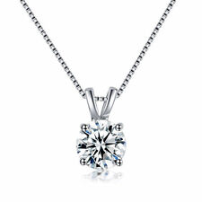 Fashion Women Crystal Rhinestone Pendant Charm Chain Chunky Choker Necklace Gift
