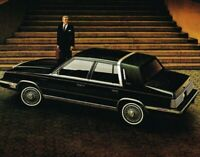 1984 Chrysler NEW YORKER Brochure / Catalog / Pamphlet with Color Chart: TURBO,