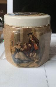Vintage Sandland Ware, Frank Cooper Ltd. Oxford Marmalade preserve jar.