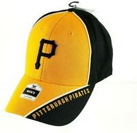 Men's Pittsburgh Pirates Fan Favorite MLB Baseball Strapback Adjustable Hat/Cap