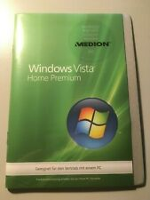 Microsoft Windows VISTA Home Premium - 32 BIT - Deutsch - Medion - NEU TOP
