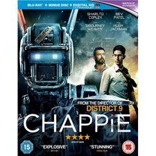 Chappie Blu-ray Bonus Disc UV Aj213