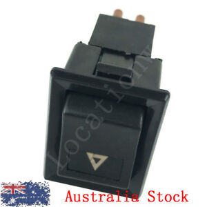 Hazard Light Rocker Switch YUF101490 For Land Rover Defender 90 110 New
