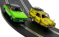 Scalextric Only Fools and Horses Collectors Twin Pack Capri & Reliant C4179A