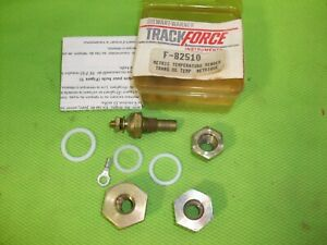 STEWART WARNER Track Force Vintage Metric Temperature Sender Kit Mopar Ford GM