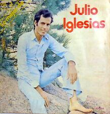 """LA MEJOR DE JULIO IGLESIAS 7""""  EP CHILE 1974 GWENDOLYNE + 5 LO MEJOR VOL.2"""