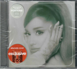 Ariana Grande ‎– Positions (CD) [PA] Alternate Cover 2 Brand New & Sealed