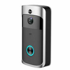 Smart Wifi Doorbell Wireless Video Camera Phone Visual Intercom