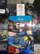 Bayonetta 2 - Special Edition   WIIU USATO IN OTTIME CONDIZIONI
