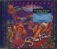 Santana - Supernatural con sticker CD Eccellente
