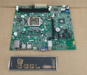 Dell Vostro 260 Socket LGA1155/H2 mATX Motherboard With I/O Shield 0GDG8Y GDG8Y