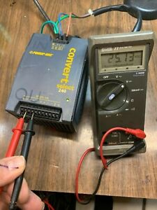 Power-One LWN1601-6 Power Supply 100-240VAC 24.7VDC 10A