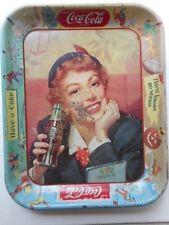 1950's Coca Cola Tray soda coke