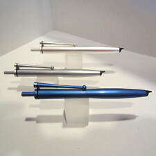 TERZETTI METAL PDA TIP STYLUS BLUE BALLPOINT PEN-IDEAL FOR FEDEX,UPS DRIVERS