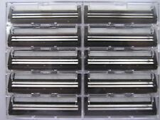 10 TWIN BLADE CARTRIDGE RAZOR BLADES - FOR G2 /BOOTS /TRAC 2/ WILKINSON PROFILE