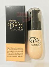 Mistine Speed Foundation Liquid Transforms To Powdery Flawless Brightness 20ml.