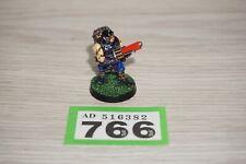 Warhammer 40k Necromunda Cawdor Heavy Grenade Launcher - Metal LOT 766