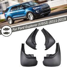 XUKEY Mudguards For Ford Explorer 11-19 Mud Flaps Splash Guards Mudflaps 4PC