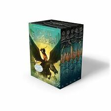 NEW Percy Jackson and the Olympians (New 5 Book Boxed Set) by Rick Riordan