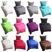 Klassische Bettbezug Bettwäschegarnituren aus 100% Baumwolle